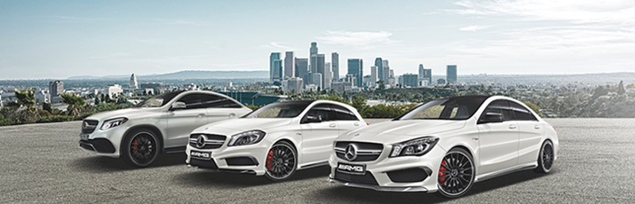 "Caravana Dream Cars ""Mercedes-Benz Vegar"""