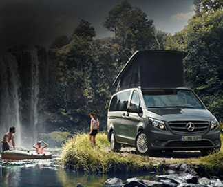 Mercedes-Benz Marco Polo Activity
