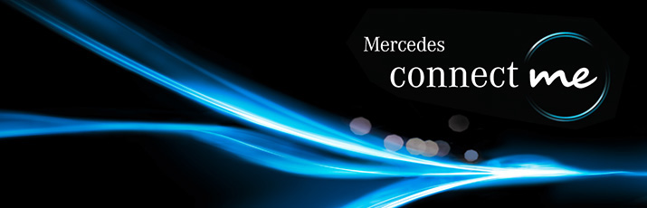 Mercedes connect me